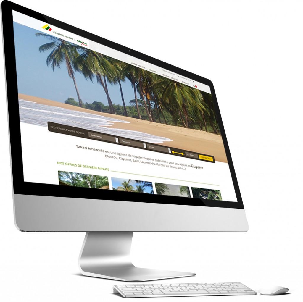 Pack Site internet Tourisme - Hotellerie - Hébergement -Immobilier - Restaurant