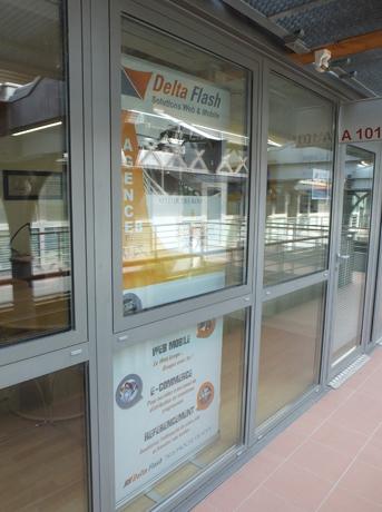 Agence web Delta Flash à Arles (Bouches-du-Rhône, Provence-Alpes-Côte d'Azur) - Solutions web et mobile