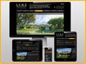 Création de site pour agence immobilière