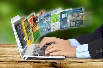 Création de site internet responsive, site vitrine ou corporate, site institutionnel