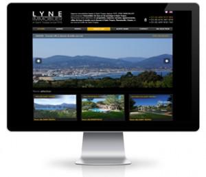 Création site immobilier, site web pour agence immobilière