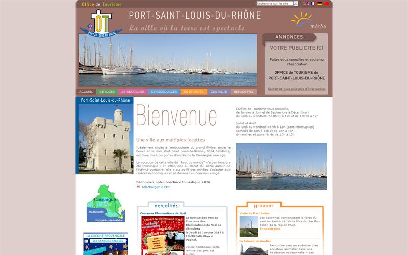 Office de Tourisme de Port-Saint-Louis du Rhône